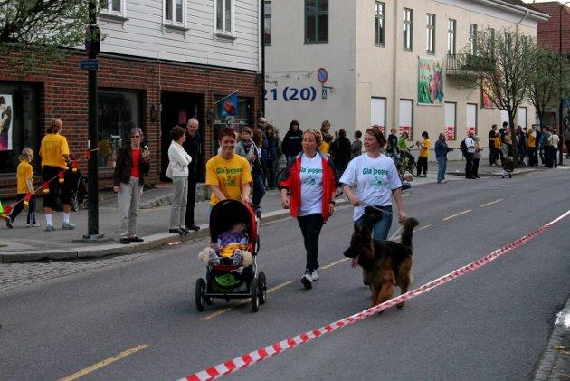 Gla'joggen 2008
