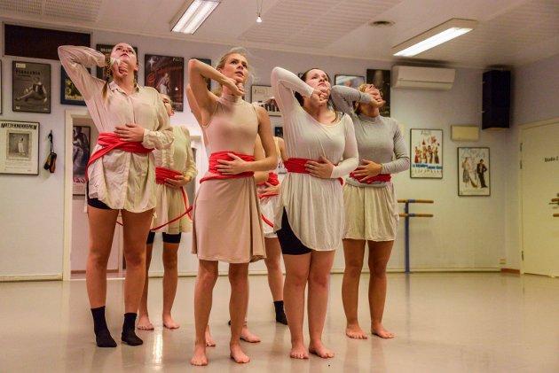 Tip Toe Dansestudio Juleforestilling 2015 Foto: Ida Madsen Hestman