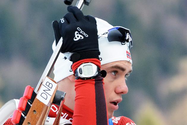 Fredrik Gjesbakk går verdenscup i Tsjekkia torsdag.