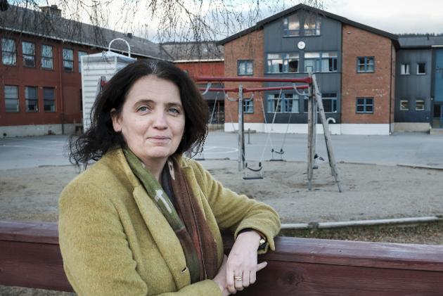 Kommunaldirektør Lillian Nærem for oppvekst og kultur . Arkivfoto.