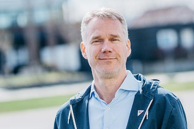 Christian Torset, leder i Nordland SV