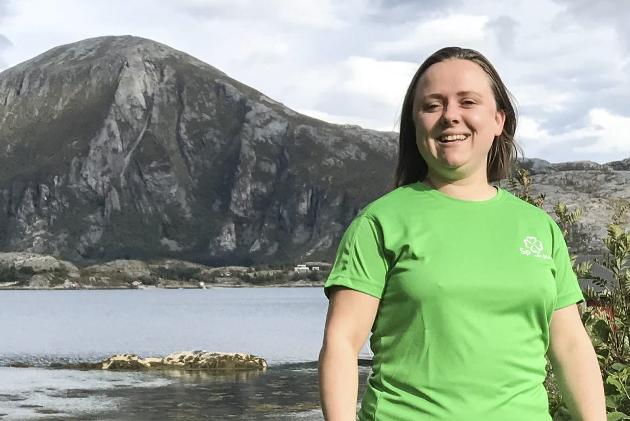 Nina Bentzen i Lurøy Sp sier at de har jobbet med å få revurdert vedtaket om å flytte knutepunktet for Nex fra Onøy til Stokkvågen.