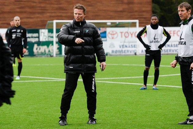 HBK-trener Rune Skarsfjord erkjenner at Murphys lov lenge har vært toneangivende for den hardt prøvede klubben.
