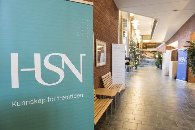 Høgskolen i Sørøst-Norge.