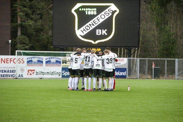 Inntekter: HBK får inn 7,5 millioner i årlige sponsorinntekter. Dette er midler de får av bedrifter og enkeltpersoner, og ikke av rike onkler.