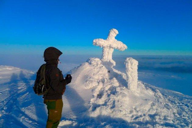 Vintereventyret er vidunderlig vakkert. Særlig når det fortelles på denne måten gjennom fotografens linse.