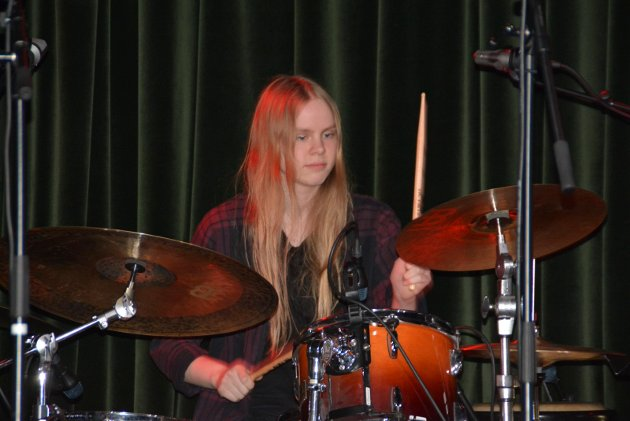 Solveig Nyhus.