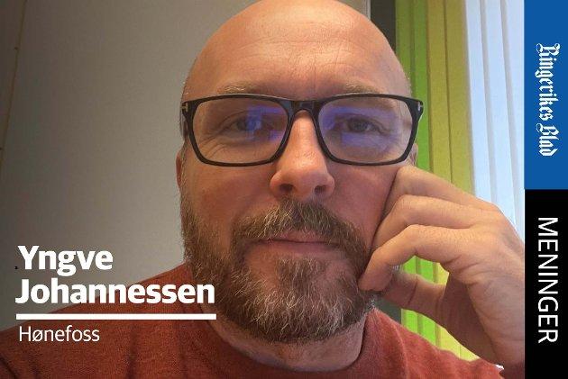 FORENKLING: – Det som vil være fordel for forretningsdrivende i sentrum, er forenkling av tilgangen for alle, skriver Yngve Johannessen.