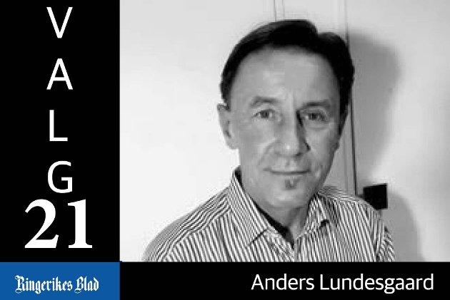 GOD TID: – Vi bør bevilge oss mer tid til å planlegge byen vår, mener Anders Lundesgaard.