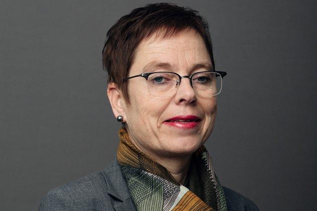 REAGERER: Direktør i Medietilsynet, Mari Velsand, reagerer på flere uttalelser radiosjef Svein Larsen i Radio Metro uttalte i RHA, i forbindelse med boten til Radio Hurum.