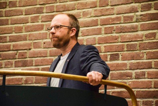 Per Reidar Karlsen (AP)