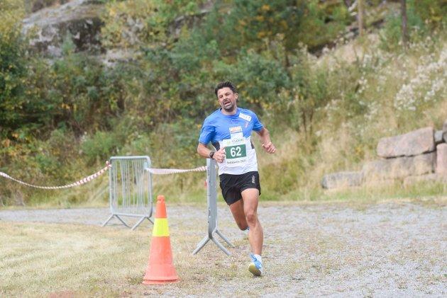 5- og 10-kilometeren sto på programmet da den 43. utgaven av Kodalmila ble arrangert 4. september.