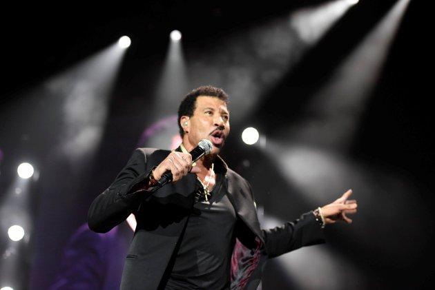 VERDENSTURNÈ: Lionel Richie er nå på verdensturnè - som blant annet bringer ham til Sarpsborg.