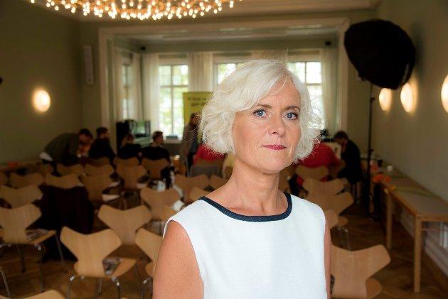 Tove Gundersen, generalsekretær i Rådet for psykisk helse. (Foto: Erik M. Sundt/Rådet for psykisk helse)