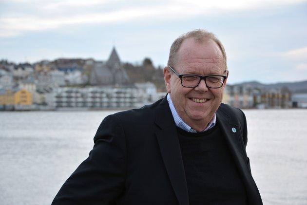 Stortingsrepresentant Pål Farstad