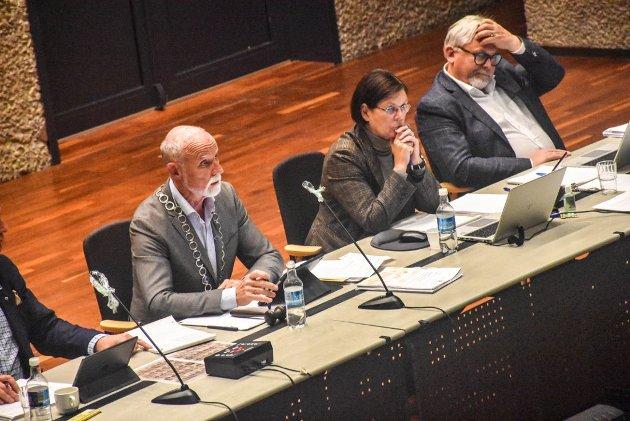I kommunestyret 17. september ble det vedtatt at man ikke ønsker et nasjonalt anlegg for uorganisk farlig avfall lagt til Raudsand. Er kampen likevel ikke over?