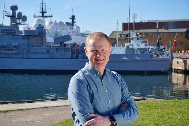 Erlend Larsen mener Stortinget bør følge Forsvarssjefens mest ambisiøse anbefaling.