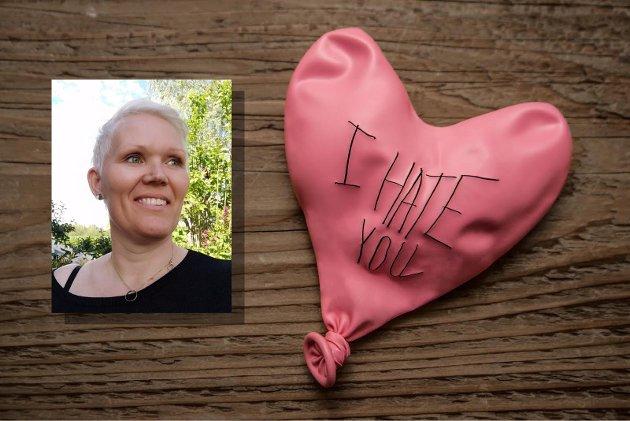 SI I FRA: Bruk stemmen din godt, ber Lotte Uth Gjersøe.