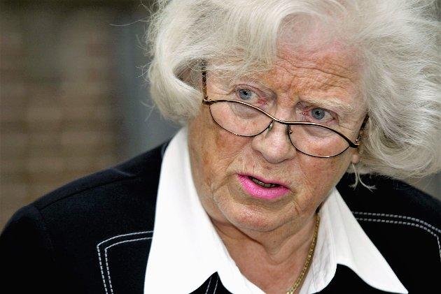 Irene Nordmo. Foto: Svein Andr Svendsen