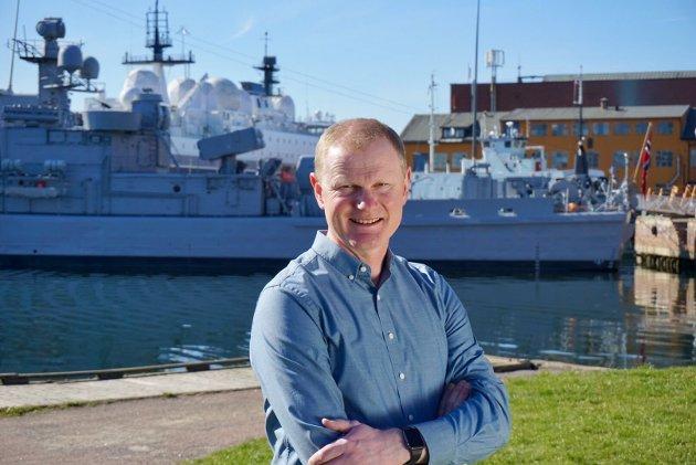 TAPER: Stiftelsen KNM Narvik i Horten er blant flere som står i fare for å miste offentlig støtte, hevder Erlend Larsen (H).