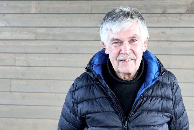 DEBATT: Tidligere Steinkjer-ordfører Per Sverre Rannem (Ap) med nytt svar til en annen tidligere Steinkjer-ordfører, Bjørn Arild Gram (Sp).