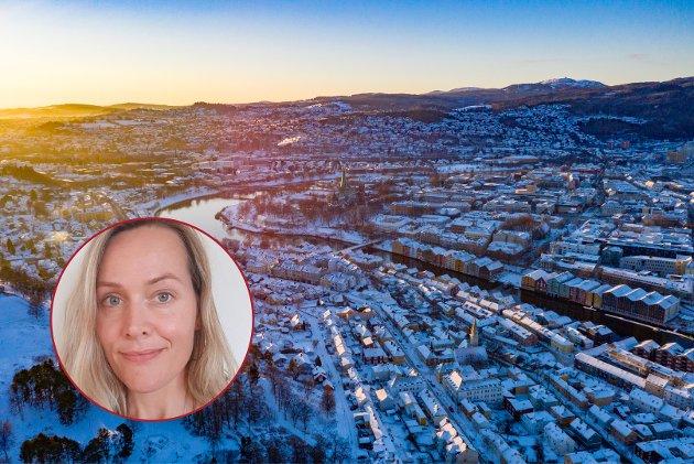 La 2021 bli året hvor vi fjerner tabuene rundt menn og psykisk helse, skriver Marie Borgen Hellerud i LINK Trondheim.