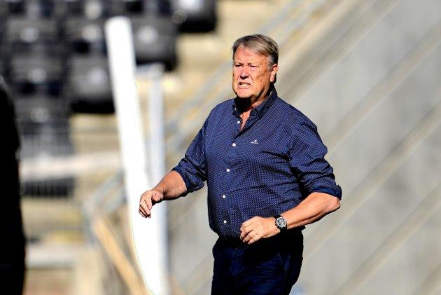 FERDIG: RBK-trener Åge Hareide