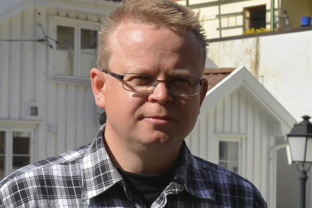 """Yngve Monrad i FrP mener kommunestyret ikke vør sløse bort på kultur og andre """"gode"""" formål."""