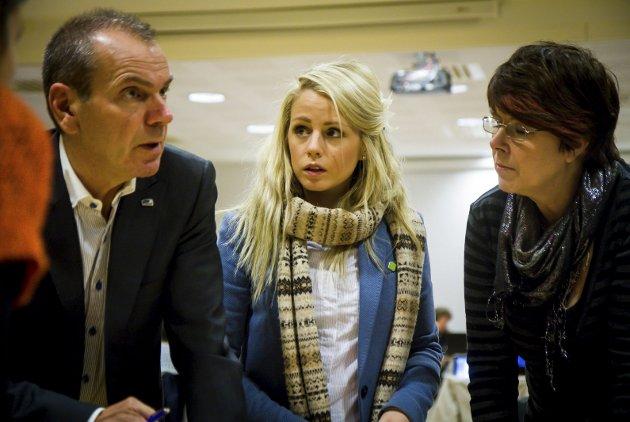 Karina Garnes Reigstad (MDG) meinar at stortingsvalet i september må bli vendepunktet for norsk klimapolitikk