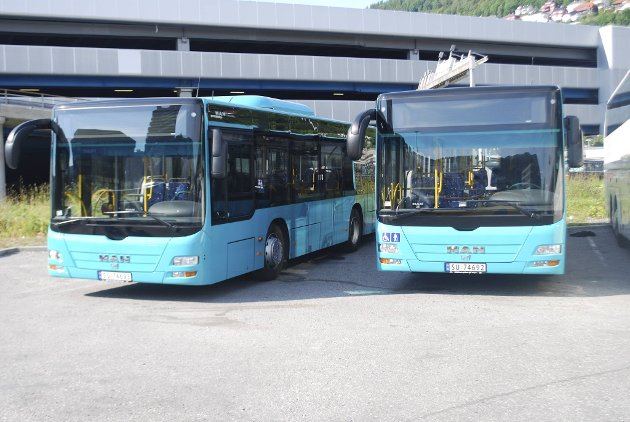 Gratisbussen ble avviklet fra 2011. FOTO: GEIR JETMUNDSEN