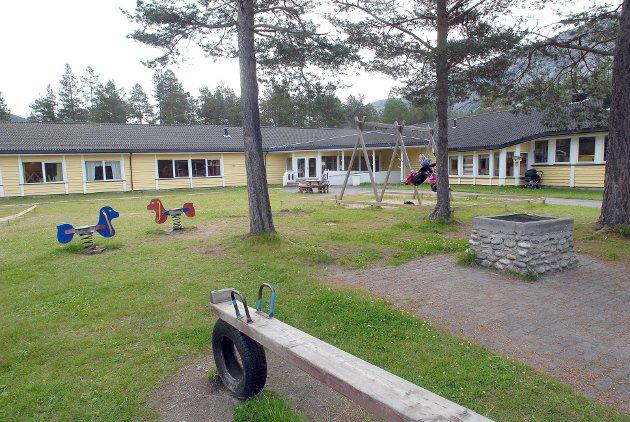 Skjomen skole og oppvekstsenter