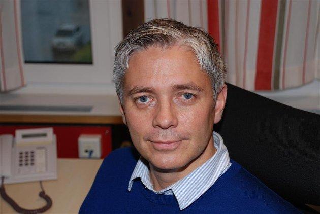 Hans-Eirik Busch argumenterer mot storstilte utbyggingsplaner.