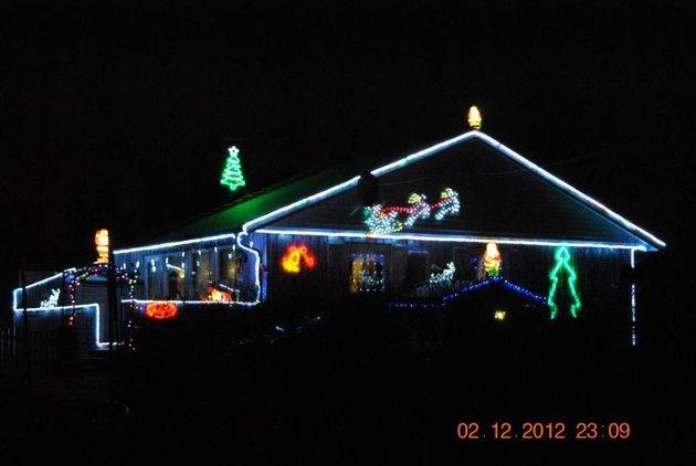 Julehuset i 2012.