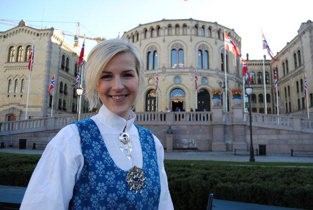 Elise Bjørnebekk-Waagen, stortingsrepresentant for Østfold Arbeiderparti.