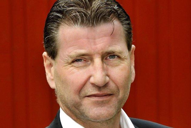 Stein Erik Lauvås, stortingsrepresentant og kommunalpolitisk talsperson for Arbeiderpartiet.
