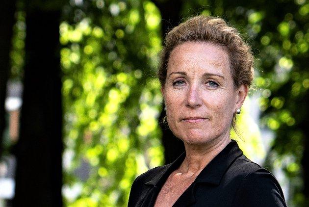 Cecilie Bjelland, direktør i Samfunnsbedriftene Energi. (Foto: Jill Johannessen)