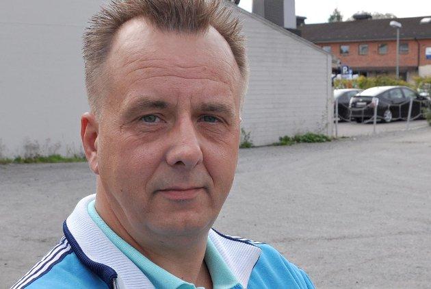 TAR OPP MOBBING: Tormod Hanstad. ARKIVFOTO