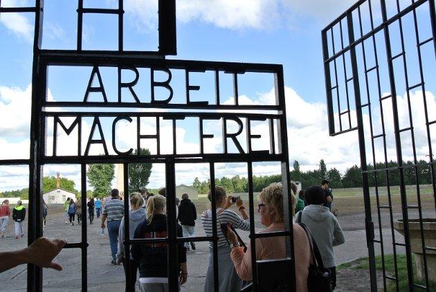 SLUTT: Det går mot slutten for skoleturene til konsentrasjonsleirene i Polen.