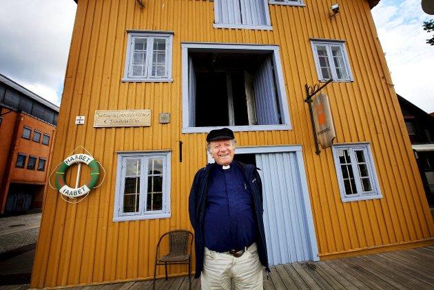 Bernt Hjalmar Christensen ble 82 år.