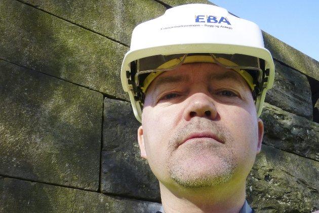 Direktør Hans Martin Moxnes i Entreprenørforeningen Bygg  Anlegg, Vestenfjelske avdeling, er spaltist i BA.
