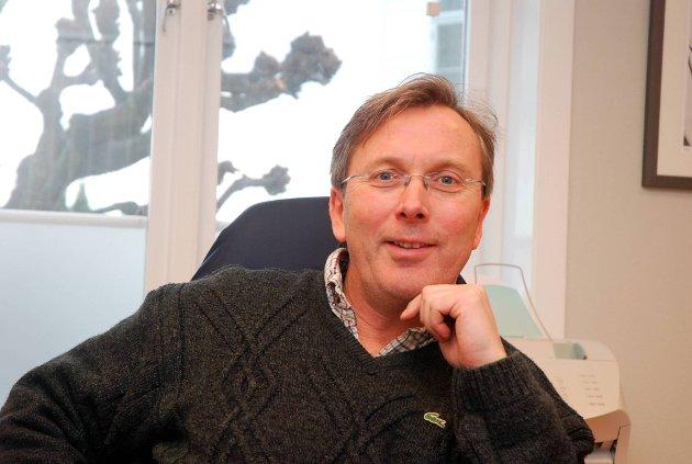 Dag Jørgen Hveem (V) mener saken rundt veistubben på Søndeled Store bør legges død.