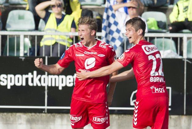 «Kjellien» mener at verken Steffen Lie Skålevik eller Torgeir Børven kler spissrollen Jakob Orlov har hatt i Brann.
