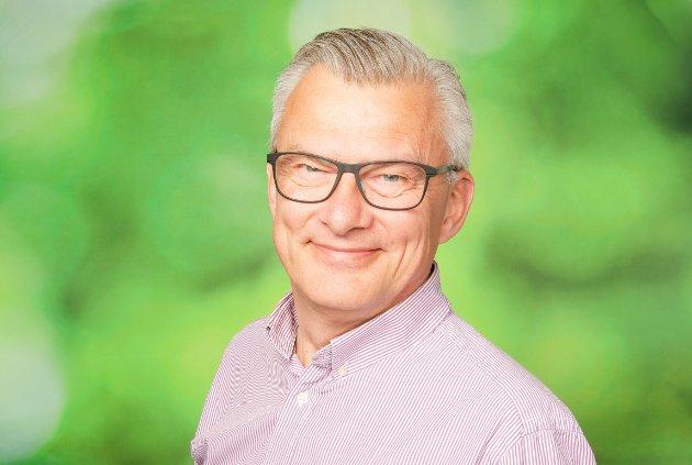 Roger Granum, leder Oppland Venstre.