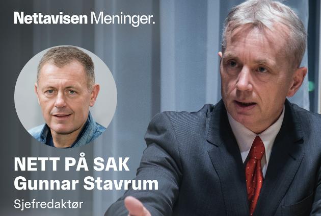 ARBEIDERPARTI-POLITIKK: Tidligere statsråd og mangeårig Ap-politiker Knut Storberget leder et utvalg som vil gi kommunene makt til å skvise og overta for de private barnehagene.