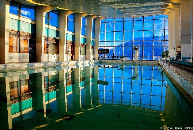 Nå blir Alfheim svømmehall etter alle solemerker «vernet etter formål». Det betyr at den gamle svømmehallen forblir svømmehall, og godt er det, skriver kommentator Tone Angell Jensen.
