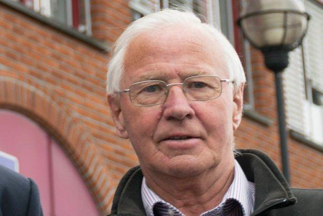SKEPTISK: Per Stamnes (H) tror ikke det blir så lett for Arbeiderpartiet å samarbeide med SV og Senterpartiet og samtidig ha en god styring på økonomien.