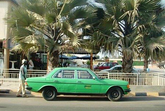 TRANSPORT: En sjåfør skal bare være sjåfør, er Tore Næss sin erfaring med transport i fattige land.