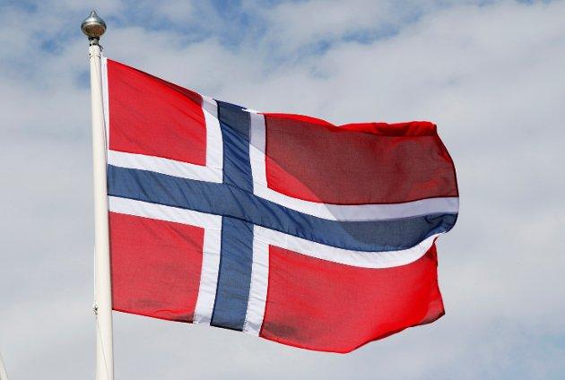 ETTERLYSER FLAGGET: Eli Svarverud har sendt en interpellasjon til ordføreren i Sigdal og spør om kommunen heretter vil heise flagget også 6. februar, som er nasjonaldagen til urbefolkningen i Norge.