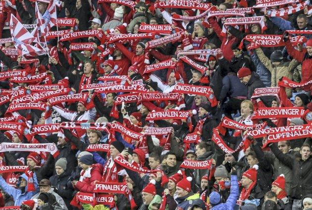 Magiske dager: Cupfinalen i 2016 ble eneste lang folkefest     for KIL-supporterne, og nå har vi muligheten til å skape det igjen, mener Glåmdalens sportsansvarlig, Henning Danielsen.