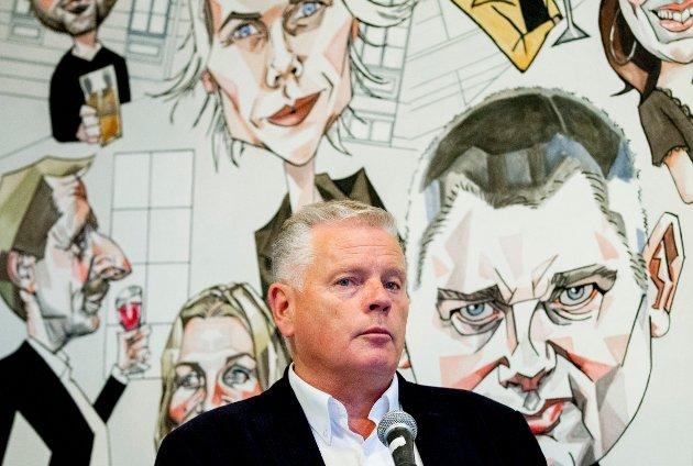 KORRIGERE: Jan Davidsen leder Pensjonistforbundet og vil endre dagens kurs med redusert kjøpekraft.